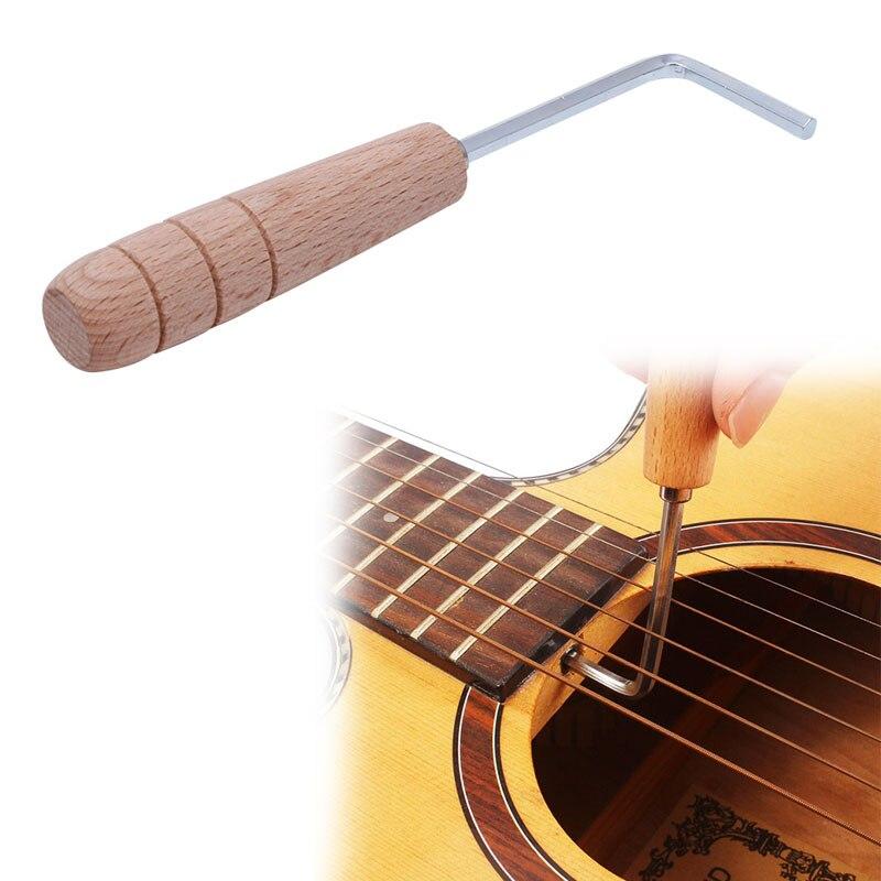buy 1 set guitar parts accs 4mm guitar truss rod adjusting wrench for mandolin. Black Bedroom Furniture Sets. Home Design Ideas