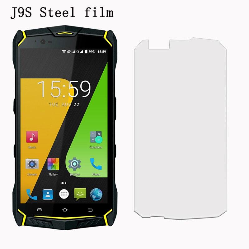 JESY J9s Gehärtetem Glas 5,5 zoll 100% Original Premium Displayschutzfolie Für JESY J9s telefon