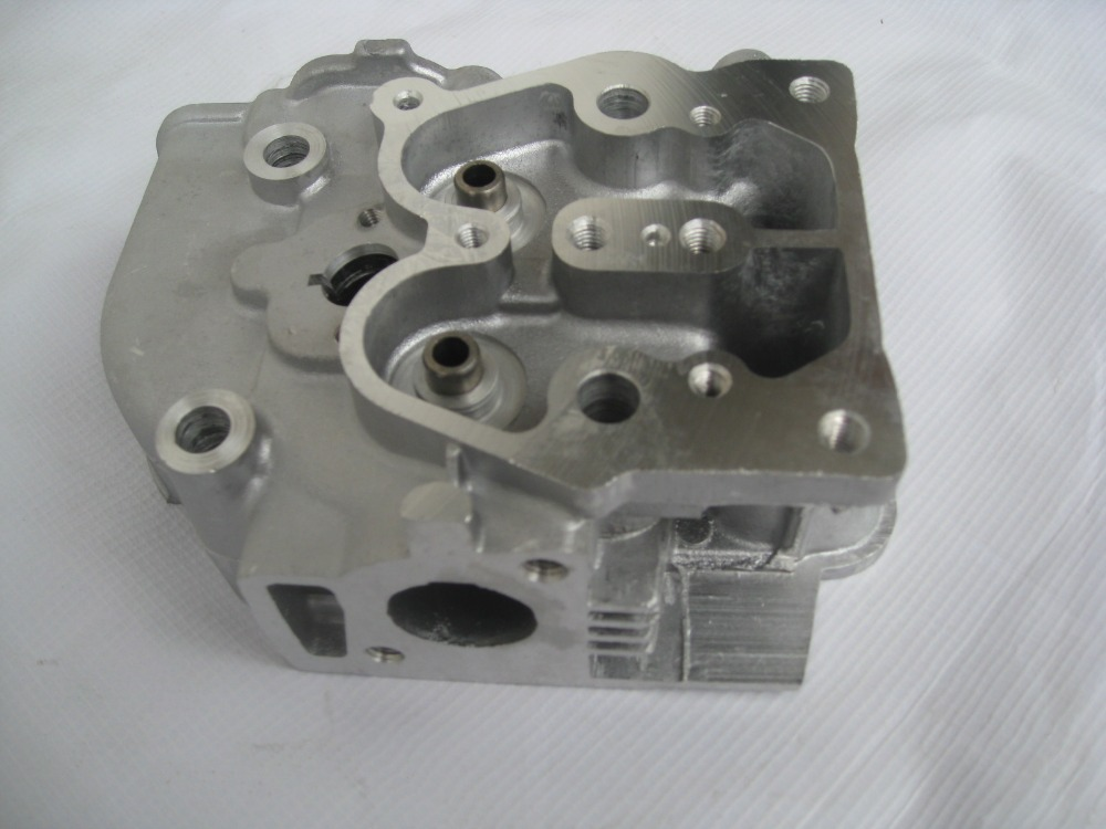 ФОТО Fast Shipping diesel engine 188F Cylinder head spare parts best quality suit for kipor kama Chinese brand