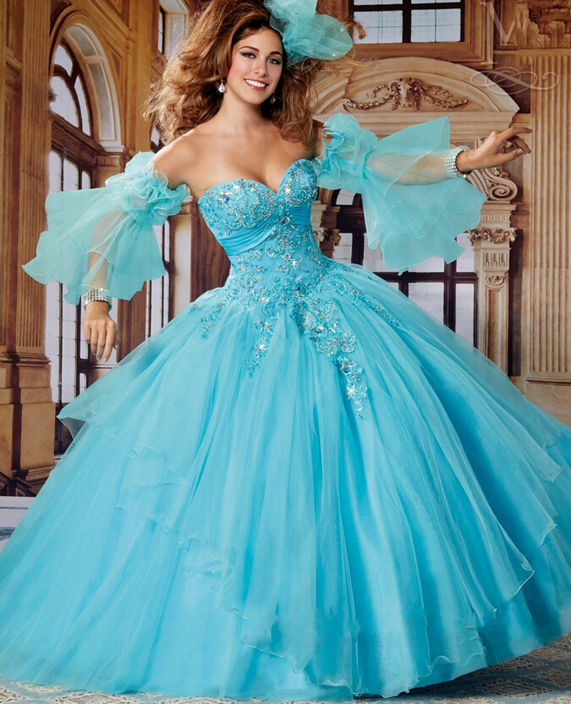 Online Get Cheap Fairytale Ball Gowns