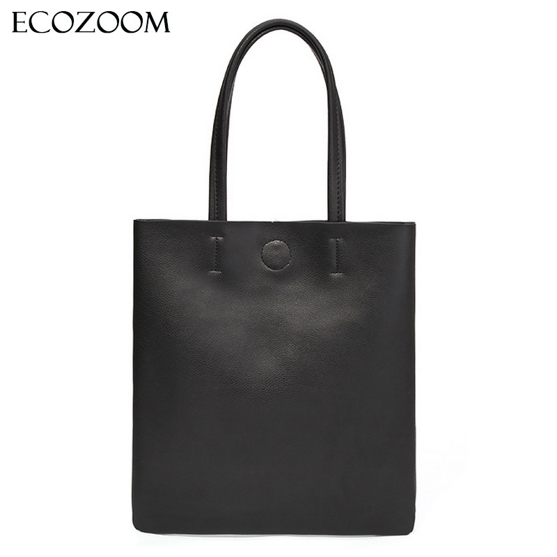 Women Simple Split Leather Office Handbag Designer Brief Casual Tote Female Cowhide Messenger Shoulder Bags Bolsa Top Handle Bag 2017 new clutch steam punk female satchel handbag gothic women messenger bags shoulder bag bolsa shoulder bags tote bag clutches