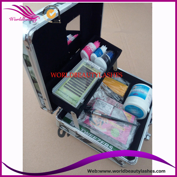 wholesale eyebrow extension kits for daily making up box eyebrow daily life eyebrow extension kits making up tools for eyebrow