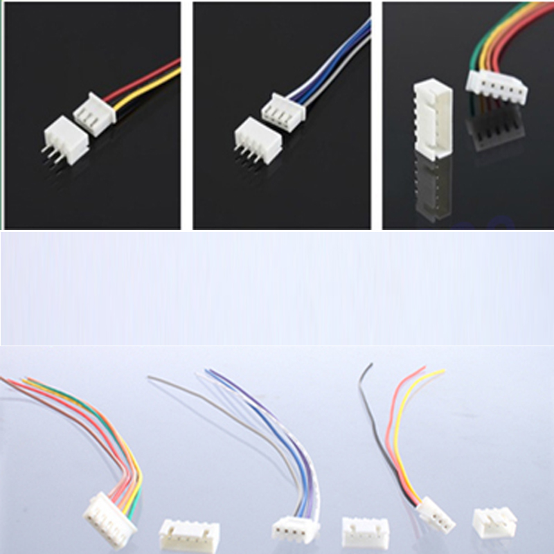 10 Pairs/lot  150mm RC lipo battery balance charger plug 2S1P 3S1P 4S1P Wire Line Cable with male and female plug Dropshipping 10 pair 4s1p cable male and female plug wholesale rc lipo battery balance cable with connector plug 4s battery