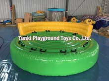 inflatable crazy water game,Crazy Ufo,Crazy Sofa