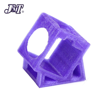 JMT 3D Print TPU Camera Protection Mounting Seat for Gopro 5/ Session 1080 Mini Camera Video Recorder DIY FPV Racing Quadcopter register shipping 1set hmd vr mini digital video recorder 30fps for fpv drones quadcopter