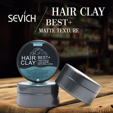 Sevich New Hair Wax  Long-lasting Dry Stereotypes Type Hair