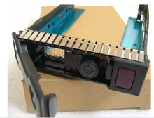 "651687-001 2.5"" Hot-Swap SAS SATA Hard Disk Drive Caddy for G8 Gen8 server NEW working"