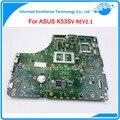2 gb de memória 8 para asus k53sv motherboard para a53s x53s k53sc k53sj p53sj gt540m rev2.1 mainboard de alta qualidade totalmente testado Mobo