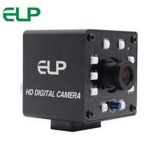 5.0Megapixel 2592X1944 Night Vision CCTV Kamera USB Papan Aptina MI5100 CMOS IR LED USB Modul Kamera(China)