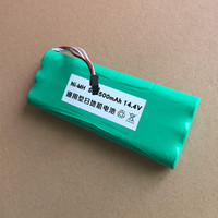 1x Robot Replacement 14 4V 3000mAh Battery Back For Ecovacs Deepoo Deebot 560 570 580 D54
