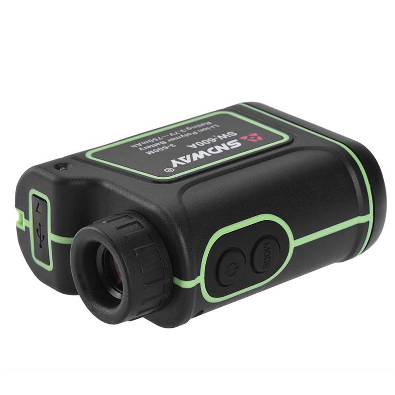 RUNACC Golf Rangefinder Laser Binoculars