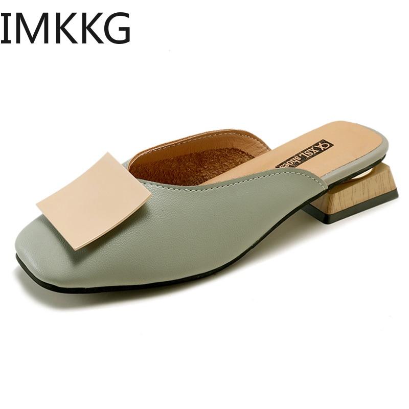 HTB1SoAEc.uF3KVjSZK9q6zVtXXaH Summer Women Sandals platform heel Leather hook loop metal Soft comfortable Wedge shoes ladies casual sandals V284