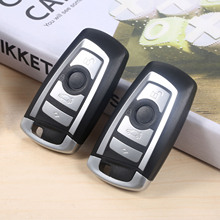 2Pcs Keyless Entry Car Remote Key Fob 4 Button 315MHz 433Hz 868Hz PCF7935 ID44 Chip For BMW 1 3 5 7 Series CAS4 System mileage programmer for bmw cas4 can filter v5 for bmw cas4 can filter for bmw free shipping