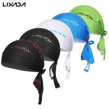 Lixada ciclismo ao ar livre mtb headbands dragão tigre bicicleta bonés bandana chapéu ciclismo 2 tipo capacho da bicicleta
