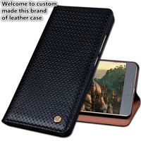 ND03 genuine leather flip case for Nokia 8 phone case for Nokia 8 phone cover free shipping