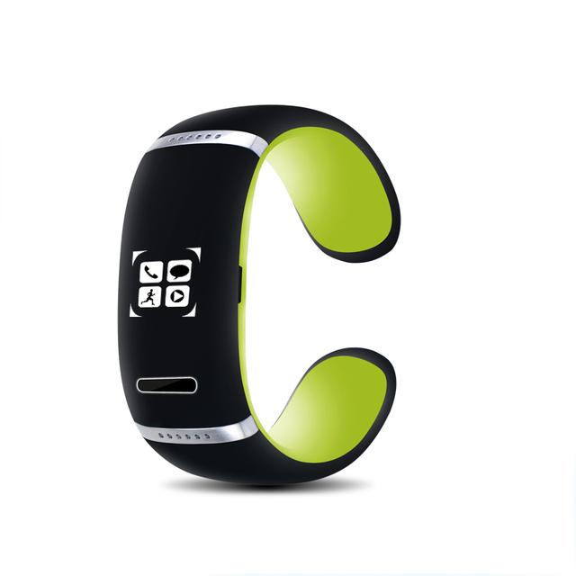 Nova pulseira pedômetro orange roxo preto branco vermelho amarelo azul cor da moda bluetooth l12s pulseira inteligente