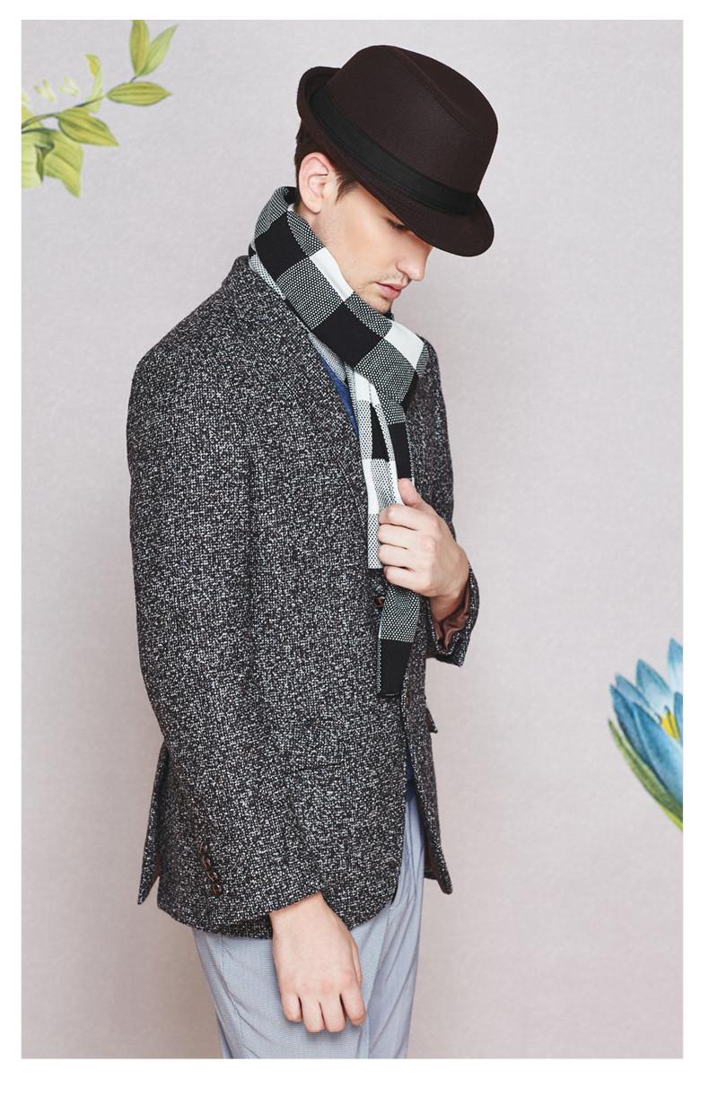 vintage fedora hat black fedora hats for men wool felt hat mens hats fedoras mens fedora hats winter vintage hat jazz hat (17)