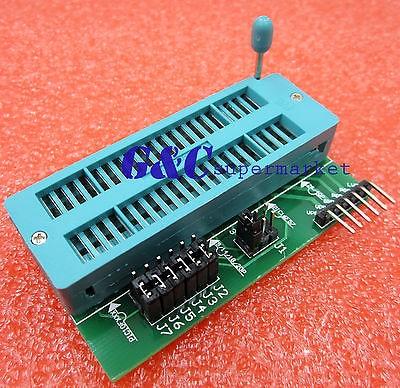 PIC ICD2 PICKit 2 PICKIT 3 Programming Adapter Programming Seat board