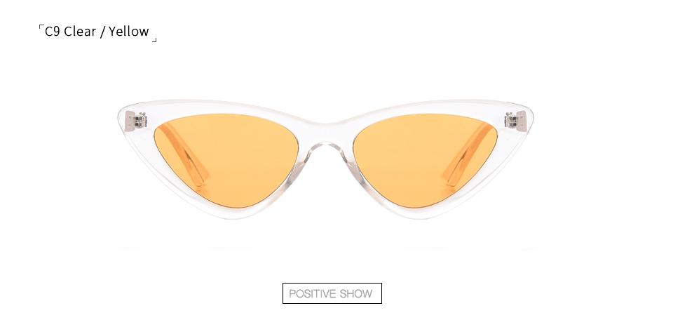 HTB1SoCdlLNNTKJjSspcq6z4KVXaV - Winla Fashion Design Cat Eye Sunglasses Women Sun Glasses Mirror Gradient Lens Retro Gafas Eyewear Oculos de sol UV400 WL1127