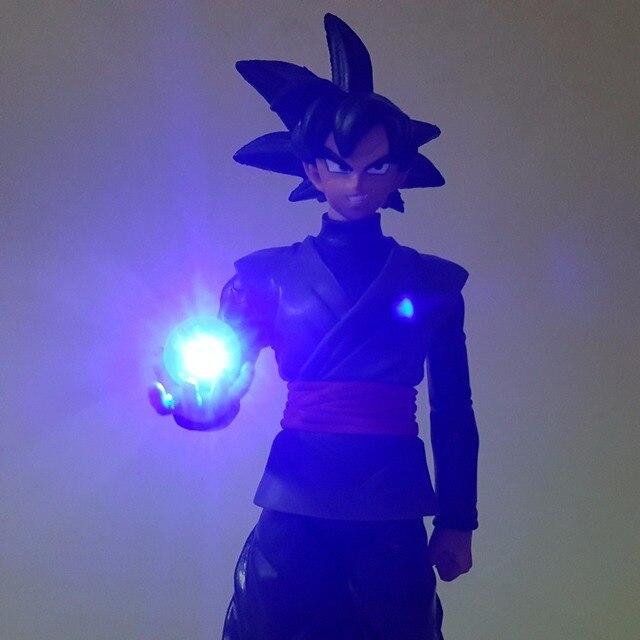 Goku Black Light Up Dragon Ball Z Black Son Zamasu Led
