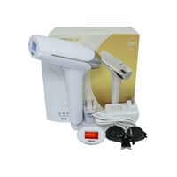 300000 pulsed laser hair removal device home painless photon epilator body men and women general hair removal bikini
