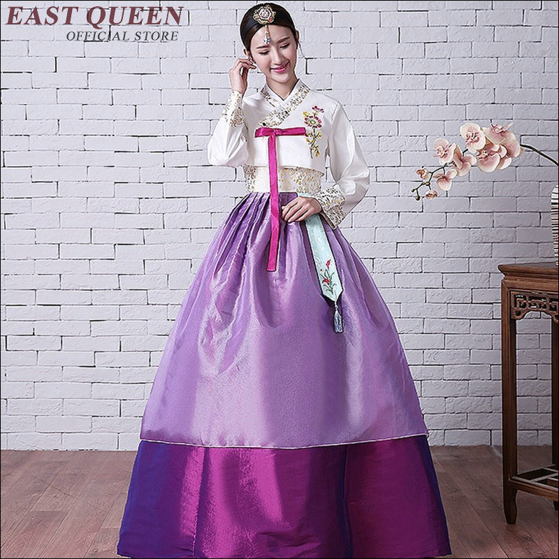 how to make korean traditional dress