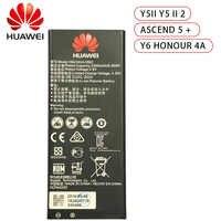 100% Original Battery for Huawei honor 4A honor 5A LYO-L21 y5II Y5 II Ascend 5+ Y6 SCL-TL00 CUN-U29 2200mAH HB4342A1RBC