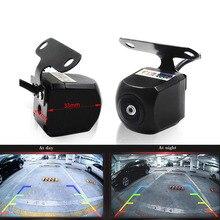 цена на Car Rear View Camera Night Version Auto Universal Backup Monitor Wide angle 150 degree Vehicle Reversing Parking Camera HD 720P
