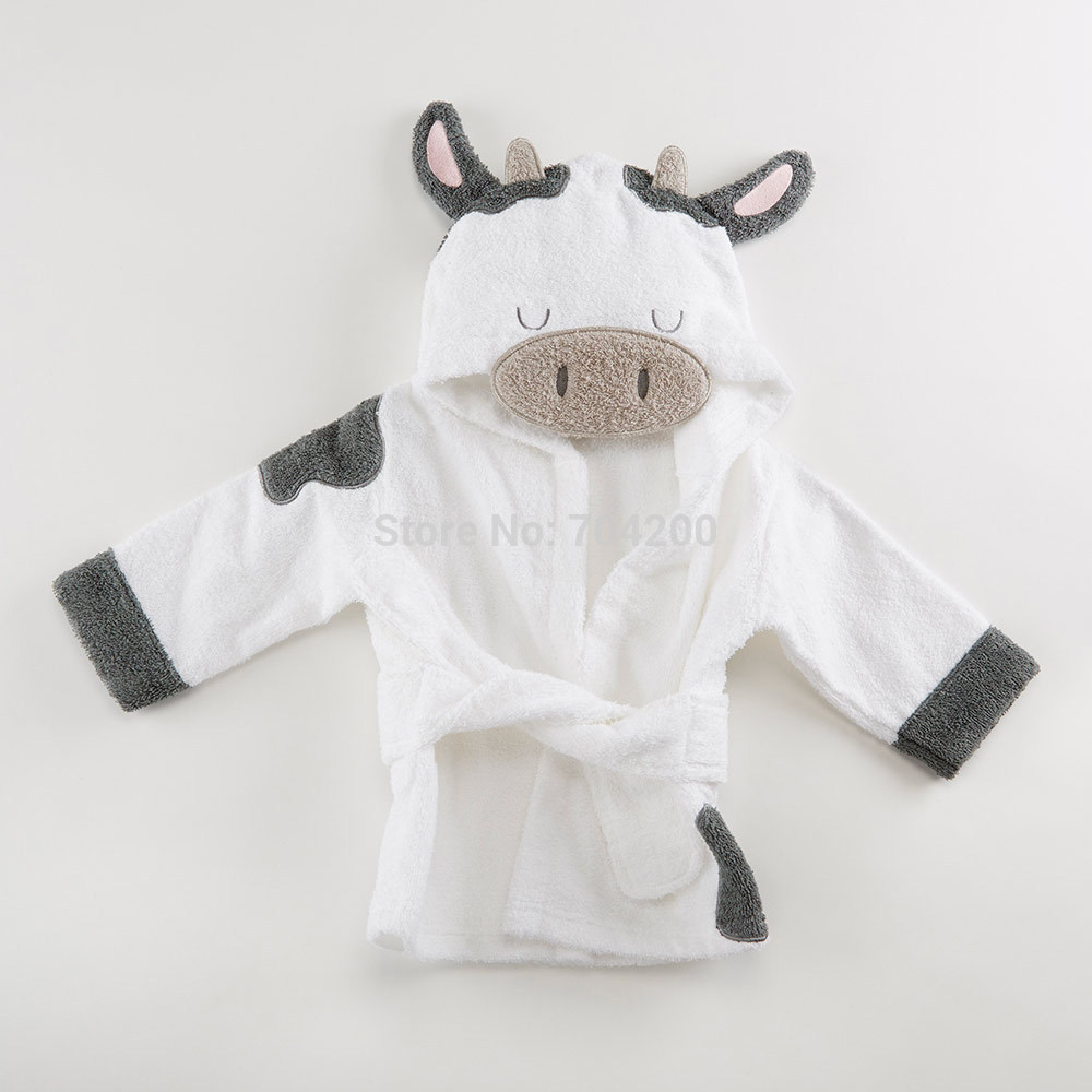 Розничная ; банные халаты для малышей; детское банное полотенце; Банное полотенце с капюшоном для младенцев; банный халат с рисунками животных; модельный банный Халат