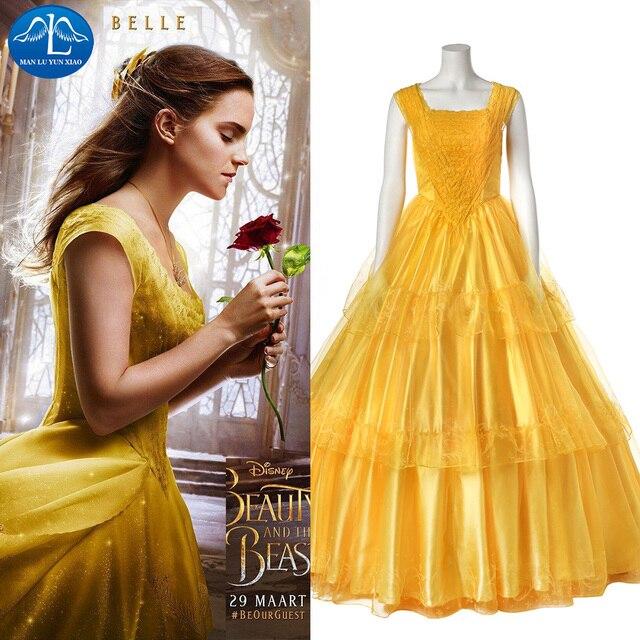 beauty and the beast costume women belle dress halloween costumes for women princess dress for halloween