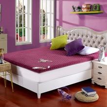 3 차원 두꺼운 산호 벨벳 매트리스 양면 사계절 접이식 침대, 매트리스, 침대 제품