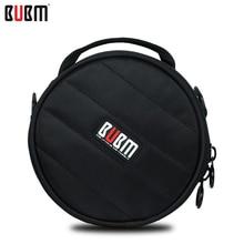 Bubm dj hb kopfhörer kopfhörer headset carring fall pouch tragbare paket headset reisetasche eintritt kopfhörer tragetasche