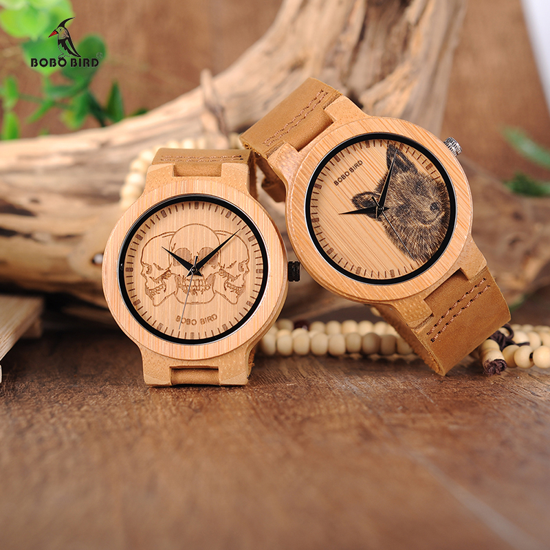 wooden wrist watches bobo bird fashion men (50)