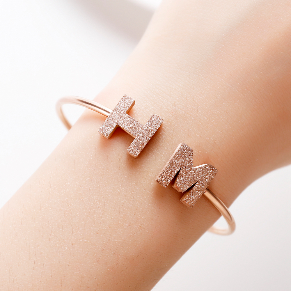 hannah martin Hot New Fashion stylish Cuff Opening Bracelet For Women Jewelry pulseira feminina pulseras Jewelry Bijoux Retro