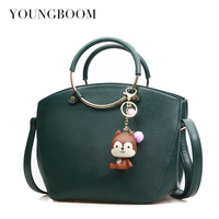 Fashion Vintage Shell Bags Hot Sale Ladies Round Handle Handbags Shoulder Messenger Crossbody Bags High Quality