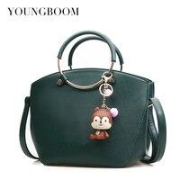 Fashion Vintage Shell Bags Hot Sale Ladies Round Handle Handbags Shoulder Messenger Crossbody Bags High Quality