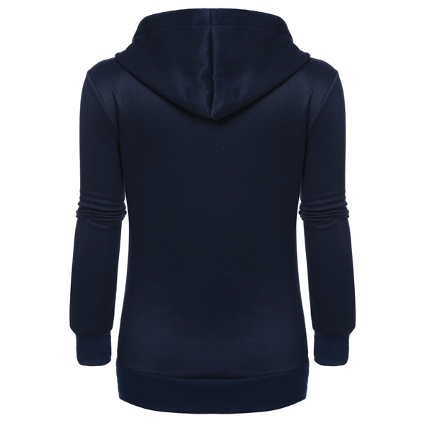 FANALA Winter Autumn Hoodies Women Tracksuit Hoodies Sweatshirts Women Long Sleeve Sweatshirts Women Thick Tops Zip Jacket 8