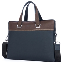 multifunctional Oil wax greased leather women business travel crossbody Shoulder hand messenger party laptop shopping men's Bags