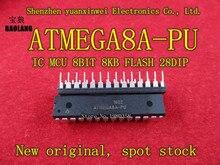 ATMEGA8A PU ATMEGA8A dip28 100 шт есть в наличии