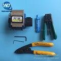 6 ШТ. FTTH Напольный кабель стриптизерши + FC-6S волокна нож для резки Волокна Кливер + CFS-2 Волокна зачистки плоскогубцы + Волокна оптический фиксированной длины