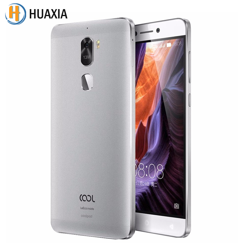 Leeco Coolpad Cool Changer 1C 5 5 Android 6 0 Snapdragon 652 Octa Core 4060mAh Letv