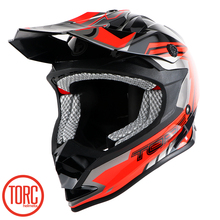 Nueva motocross casco torc Motocicleta off-road downhill calidad t32 ECE cascos de carreras de moto moto casco capacete motocicleta