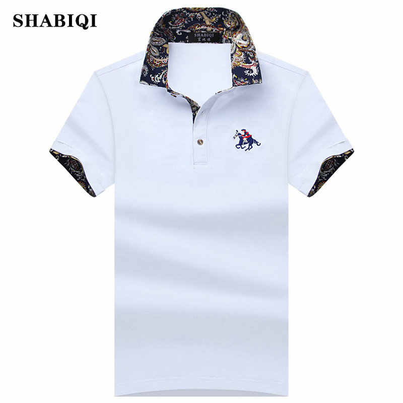 Polo De Moda Para Hombre Polo Holgado De Manga Corta Polo Comodo De Talla Grande 6xl 7xl 8xl 9xl 10xl Novedad De 2019 New Men Polo Shirt Mens Fashion Polo Shirtsmen Polo Shirt
