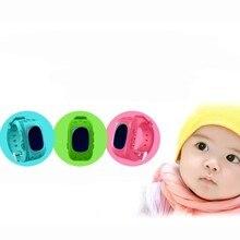 Q50 GPS Smart Kid Safe pour smart Watch Montre-Bracelet SOS Appel Location Finder Locator Tracker pour Enfant Anti Perdu Moniteur Bébé Fils