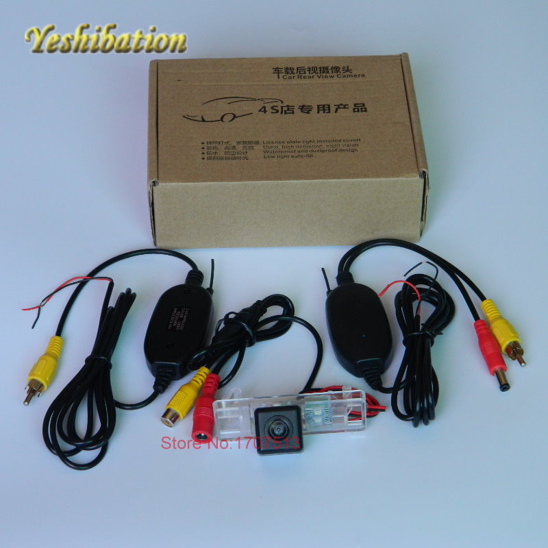 Hot Sale Yeshibation Wireless RearView Camera For Citroen DS5 DS 5 ...