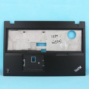 New Original for  Lenovo Thinkpad T550 w550s Palmrest Upper Case Keyboard Bezel Empty Cover 00NY460 цена 2017