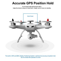 AOSENMA CG035 RC Drone Brushless With 1080P FPV HD Camera Helicopter 6 AXIS Gyro Headless Mode