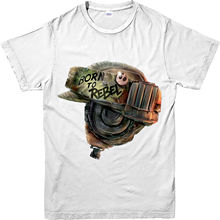 Star Wars T-Shirt, Rogue One Rebels Inspired Design Top (SWROR) Youth Round Collar Customized T-Shirts free shipping