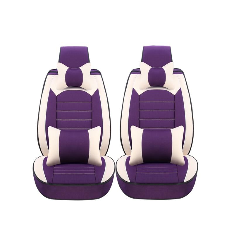 2 Pcs car seat covers For Suzuki Swift Wagon GRAND VITARA Jimny Liana 2 Sedan Vitara sx4 car accessories styling 2 шт высокая мощность canbus t10 w5w cob led автомобилей лампочки свет для suzuki aerio grand vitara swift sx4 vitara самурай парковка свет