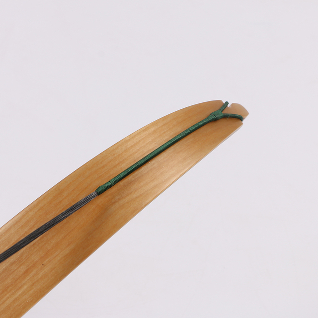 "1 pcs popular hunting bow 60"" archery recurve bow wooden takedown bow different poundage options"